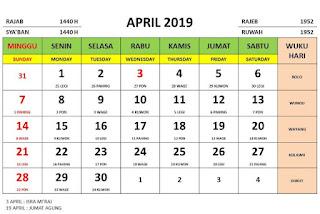 umroh bulan april