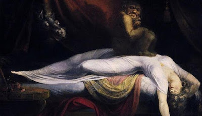 Fenomena Sleep Paralysis Dikaitkan dengan Kehadiran Setan