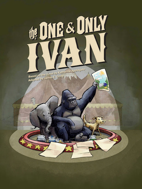 Sinopsis Film The One and Only Ivan (2020)