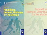 Download Buku PJOK Kelas 9 K13 Revisi Terbaru, Buku Guru dan Buku Siswa
