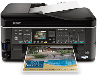 Download Epson WorkForce 635 Printers Driver and how to install