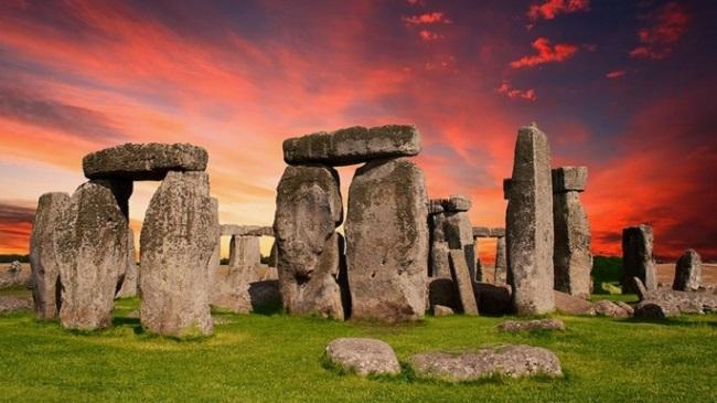Stonehenge/Reprodução