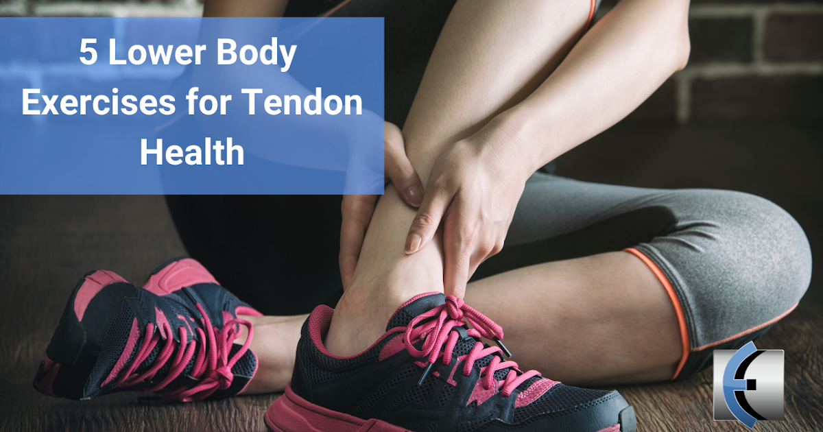 Photo of Top 5 Fridays! 5 exercises for tendon health | Modern Manual Therapy Blog