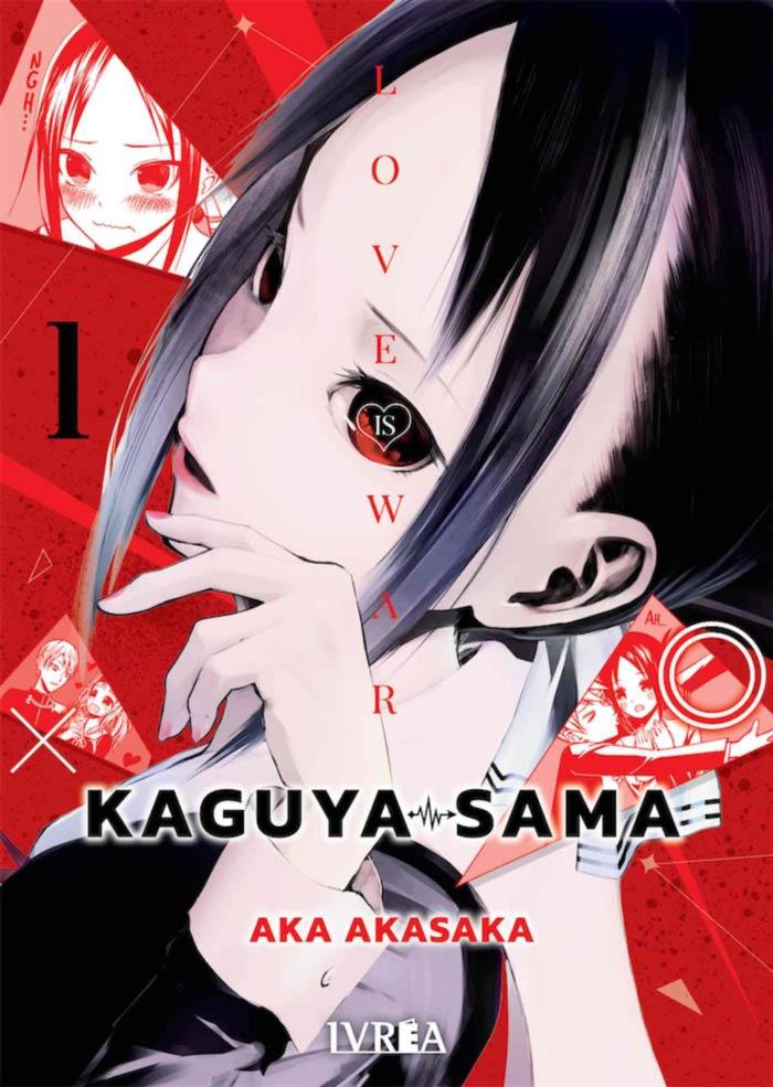 Kaguya-sama: Love Is War - Aka Akasaka - Ivrea