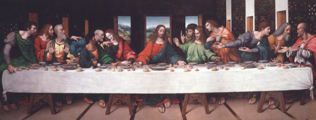 Lukisan Perjamuan Terakhir