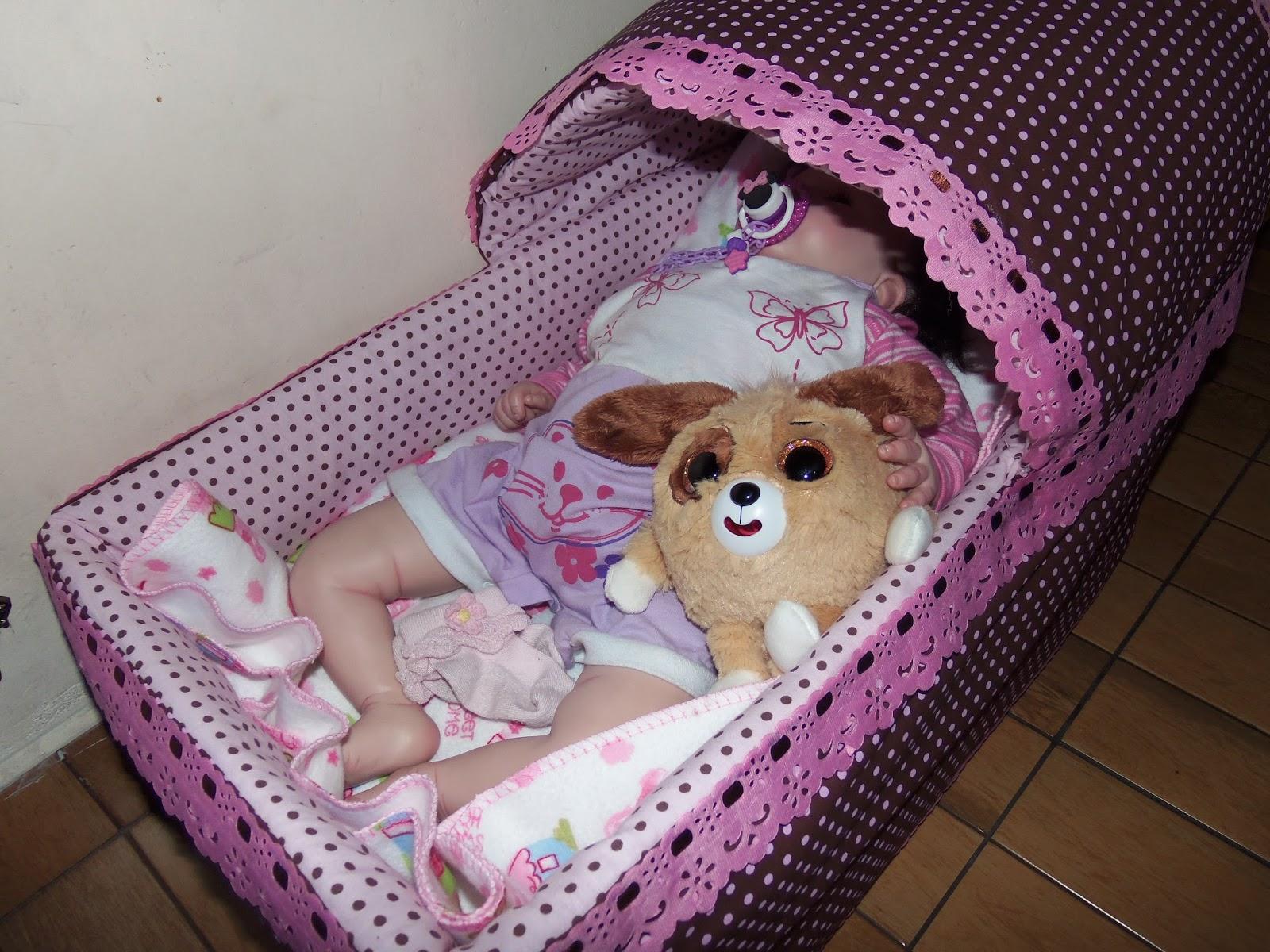 Mois s para beb reborn bydeiareborn - Moises clasicos para bebes ...