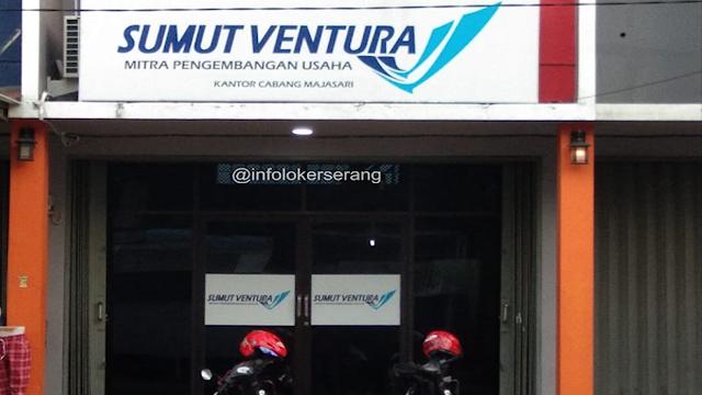 Lowongan Kerja Internal Audit Officer PT. Sumut Ventura Cabang Serang & Rangkasbitung