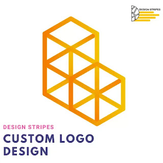Get your logo customization done by design stripes.