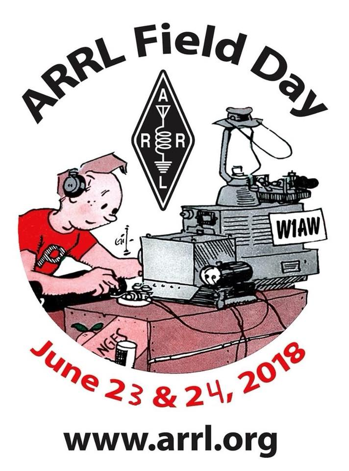 Upstate NY HAM Radio News & Information: Field Day 2018 - 6