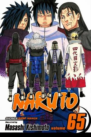 Naruto Tomo 65