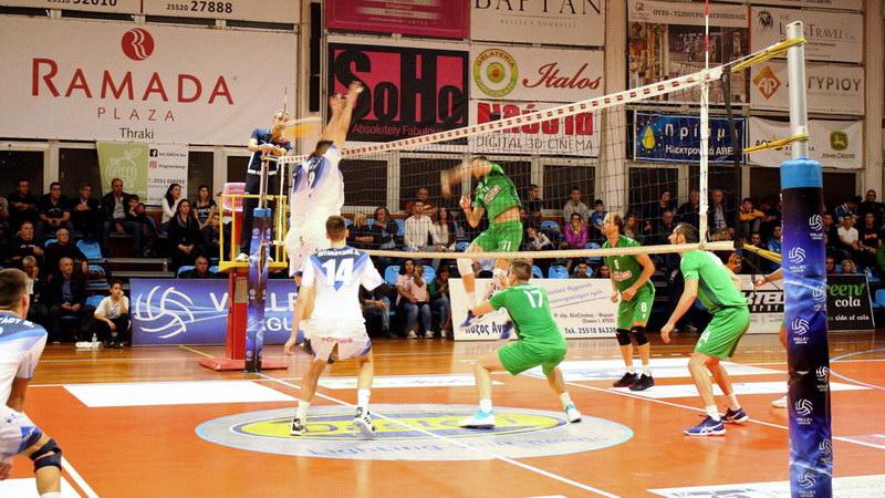 Ο Παναθηναϊκός νίκησε 3-0 τη νεανική ομάδα του Εθνικού Αλεξανδρούπολης