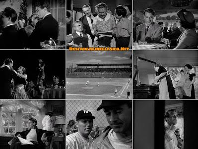 El orgullo de los Yanquis (1942) The Pride of the Yankees - Descargar - película online