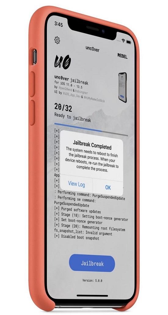 iOS 13 Unc0ver Jailbreak
