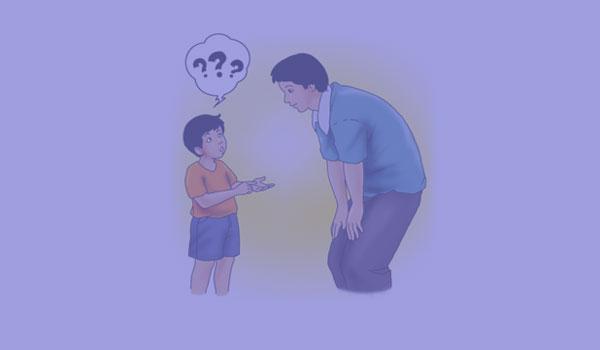 Buku Pedoman Tentang Cara Paling Efektif Menjawab Pertanyaan Anak Usia Dini