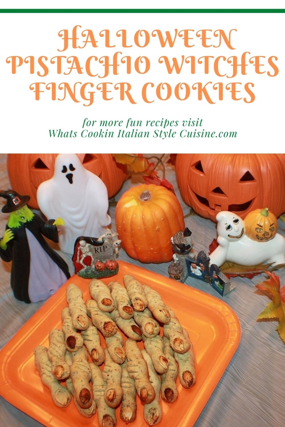 this is a pin for later how to make witches fingers