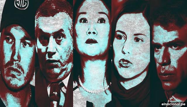 Precandidatos a la presidencia de Perú