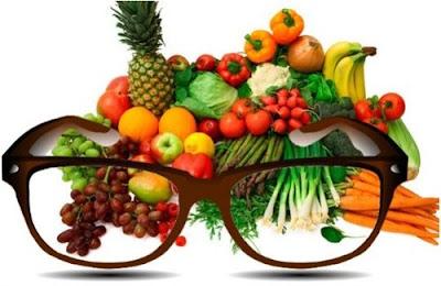Ketahuilah 10 Makanan Untuk Menjaga Kesehatan Mata