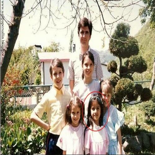 katrina kaif childhood pics