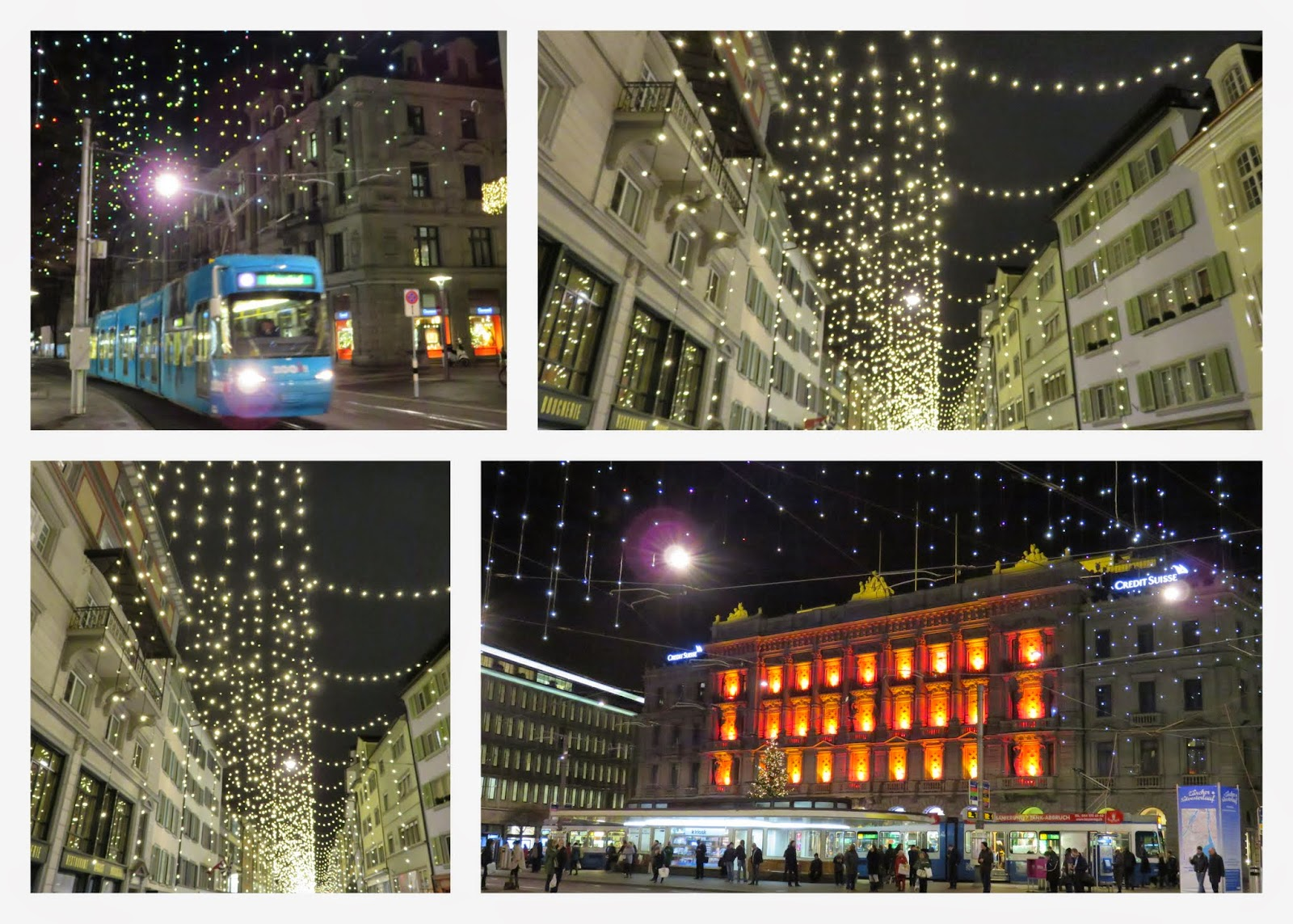 Zurich Christmas Lights