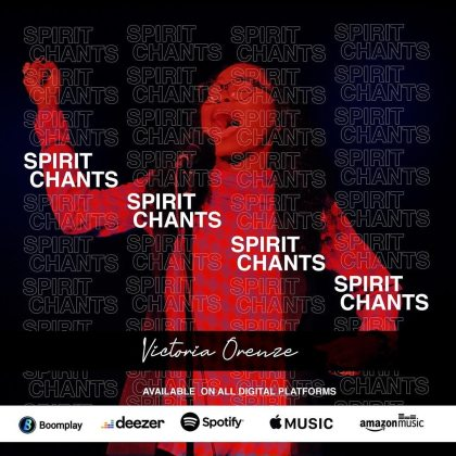 Audio + Video: Victoria Orenze – Spirit Chants