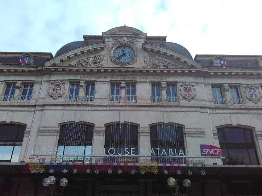 estação de Toulouse