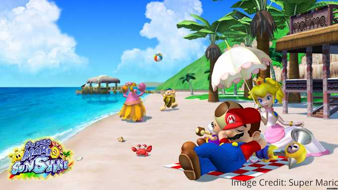 How Long Time Need For Super Mario Sunshine To Complete