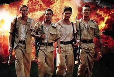 review trilogi film merdeka
