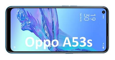 مواصفات و سعر موبايل أوبو Oppo A53s - هاتف/جوال/تليفون أوبو Oppo A53s - البطاريه/ الامكانيات و الشاشه و الكاميرات هاتف أوبو Oppo A53s