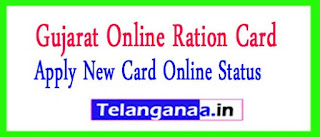 Gujarat Ration Card Online Apply