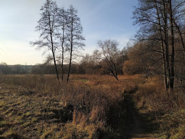 Измайловский парк.