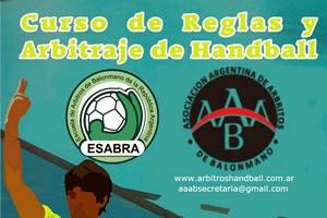 curso de árbitros en Buenos Aires | Mundo Handball