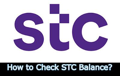 How to Check STC Balance?
