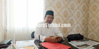 H. M Faidhal Mubarak Ketua Badan Amil Zakat Nasional (Baznas) Kabupaten Sampang