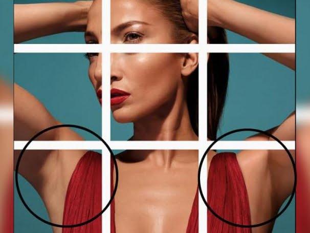 Perchè si parla delle ascelle di Jennifer Lopez su Instagram