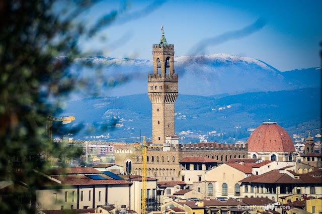 Florencja w czasach pandemii