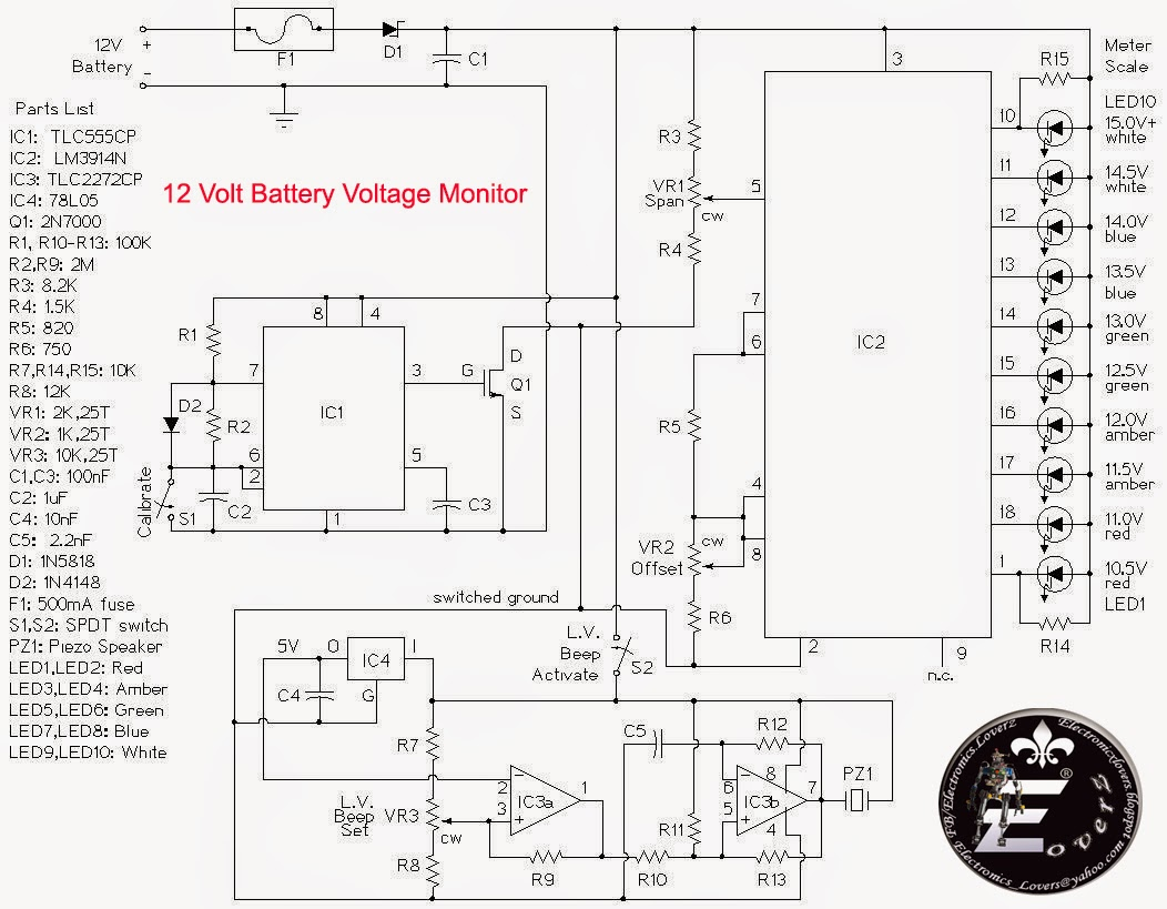 Circuit Schematic Electronics Lovers Technology We Love Diagram As Well Fire Alarms Circuits Simple Also Speedometer Cum Odometer