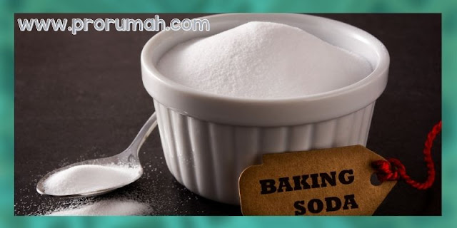 7 Bahan Alami yang Ampuh Mengusir Tikus - baking soda