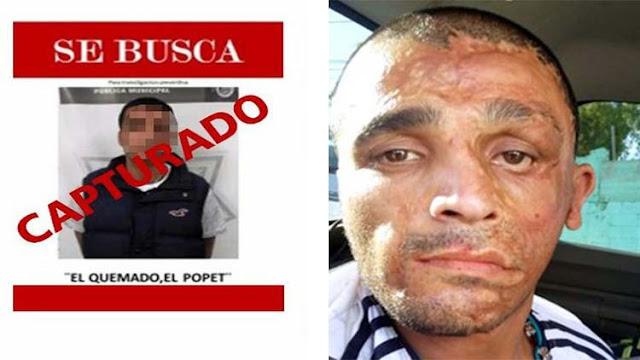 """""""El Quemado"""" el sicario del Cártel de Sinaloa que ya ha sido capturado 9 veces en un lapso de solo 2 años"""