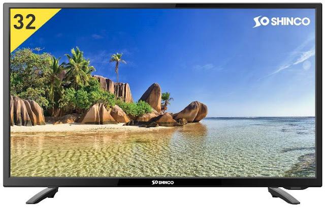 Shinco HD Ready Smart LED TV