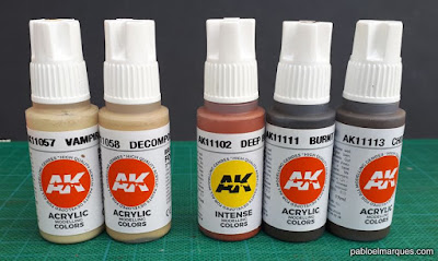 AK-Interactive: Acrylics 3rd Generation