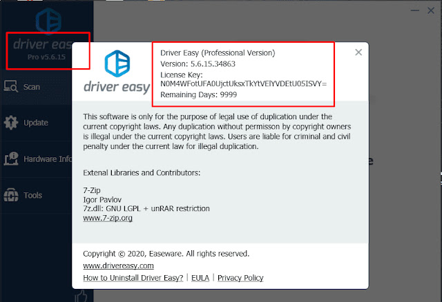 Driver Easy Pro 2021 Full Version Free Download