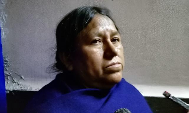 Gobierno anuncia que procesará por prevaricato al juez que ordenó la libertad de Nemesia Achacollo