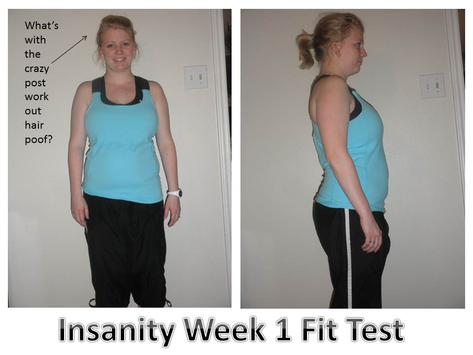 Insanity results fat loss Ladies with big Insanity workout results