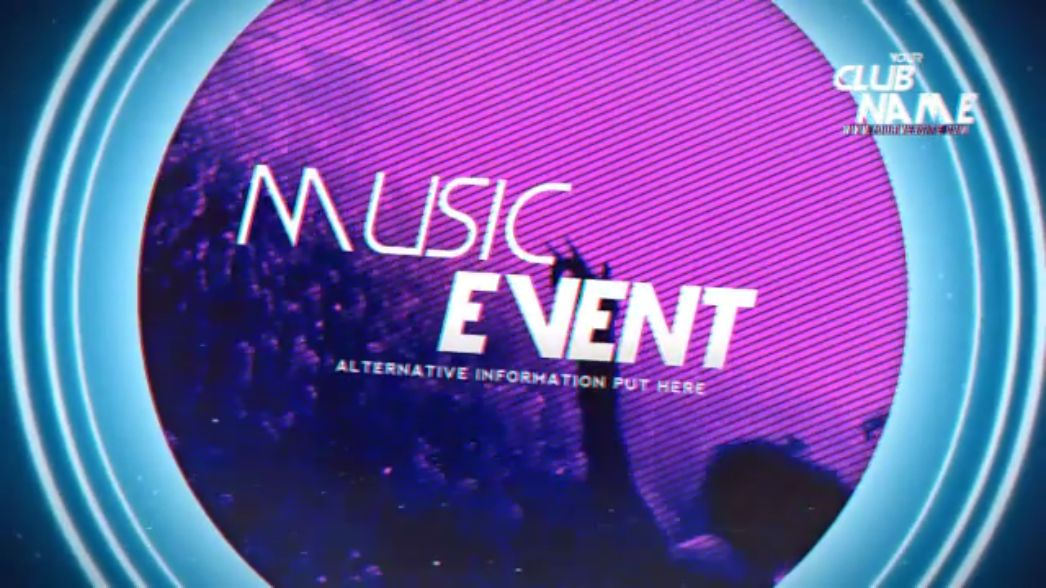 Download VIdeoHive Winter Music Afterparty V2 Opener Free