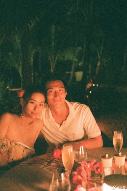Laurinda Ho and Shawn Dou Celebrate One Year of Dating