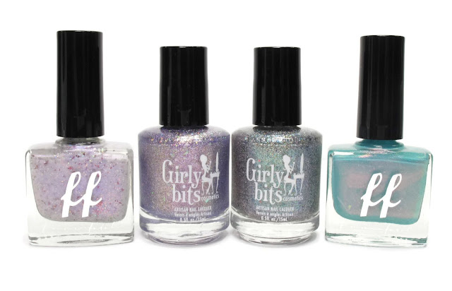 Girly Bits Femme Fatale Collaboration