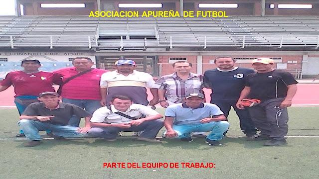 APURE: Nuevas autoridades en la Asociación Apureña de Fútbol (A.A.F).