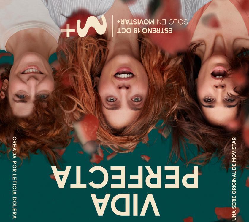 poster promocional de Vida Perfecta, de Movistar
