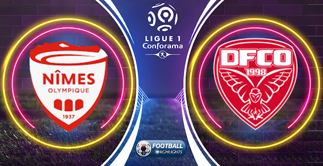 Nîmes vs Dijon – Highlights