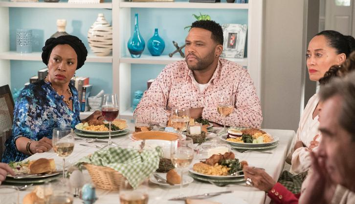 Black-ish - Episode 4.17 - North Star - Promotional Photos + Press Release